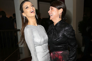 Sidse Babett Knudsen Entertainment Weekly Celebrates Screen Actors Guild Award Nominees at Chateau Marmont Sponsored by Maybelline New York - Inside