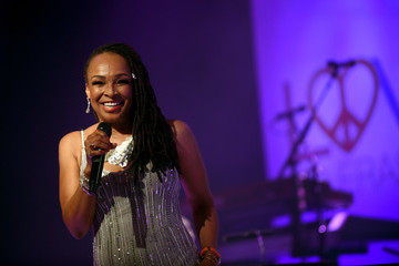 Siedah Garrett 24th Annual Race To Erase MS Gala - Inside
