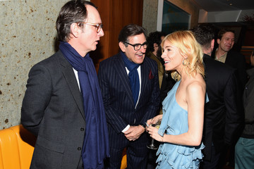 Sienna Miller Montblanc Honors Peter M. Brant For The 24th Montblanc De La Culture Arts Patronage Award