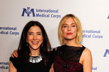 Sienna Miller The International Medical Corps Annual Awards