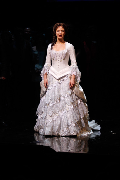 "... The Opera"" Broadway 25th Anniversary - Curtain Call (Sierra Boggess"