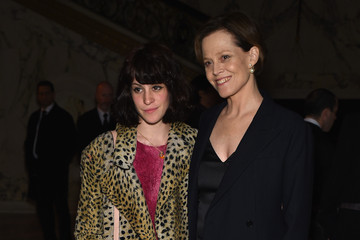 Sigourney Weaver Dior And I NY Premiere After-Party