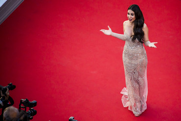 Sila Sahin '120 Beats Per Minute (120 Battements Par Minute)' Red Carpet Arrivals - The 70th Annual Cannes Film Festival