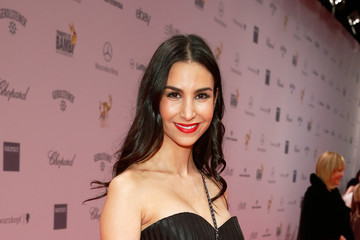 Sila Sahin Stars at the Tribute to Bambi in Berlin