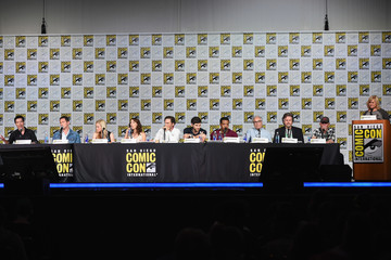Silas Weir Mitchell The 'Grimm' Season 5 Panel at Comic-Con International 2015