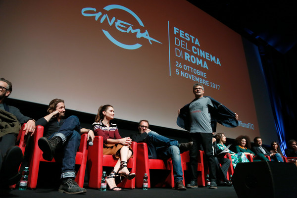 'The Place' Press Conference - 12th Rome Film Fest