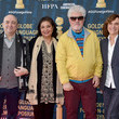 Silvia Bizio HFPA's 2020 Golden Globes Awards Best Motion Picture - Foreign Language Symposium