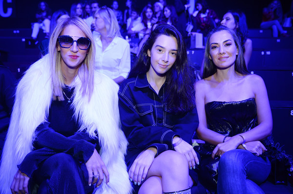 VIP Guests - Day 1 - Mercedes-Benz Fashion Week Istanbul - September 2018 []