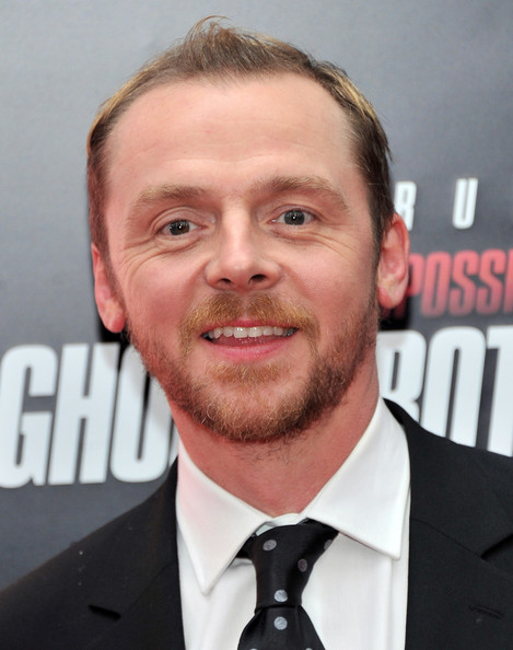 simon pegg wife