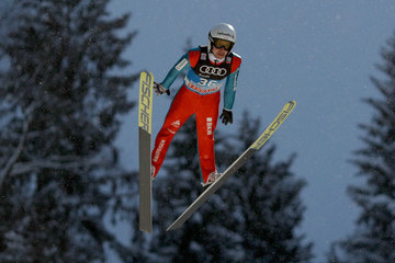 Simon Ammann 65th Four Hills Tournament - Bischofshofen Day 1