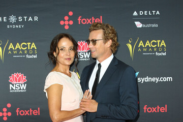 Simon Baker 7th AACTA Awards Presented by Foxtel | Red Carpet