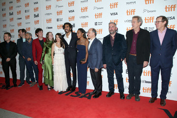 Simon Blackwell Kevin Loader 2019 Toronto International Film Festival - 'The Personal History Of David Copperfield' Premiere