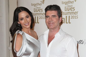 Simon Cowell Together For Short Lives Midsummer Ball - Arrivals