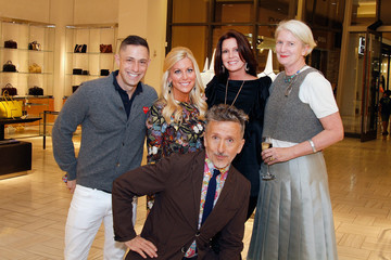 Simon Doonan Jonathan Adler Barneys New York and Renee Parsons Event