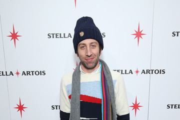 Simon Helberg 'Blaze' Celebrates in Cafe Artois at the 2018 Sundance Film Festival - 2018