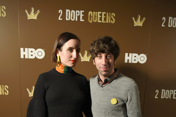 Simon Helberg HBO's '2 Dope Queens' Winter Soiree at Sundance
