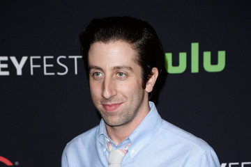 Simon Helberg The Paley Center for Media's 33rd Annual PaleyFest Los Angeles - 'The Big Bang Theory' - Arrivals