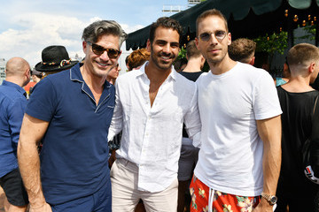 Simon Huck Ketel One Family-Made Vodka Celebrates World Pride NYC At Pride Oasis With The Misshapes