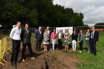 Simon Jones Field of Dreams: Rising From the Ashes Project Launch