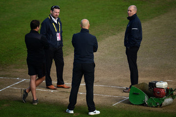 Simon Lee Somerset v Middlesex - Specsavers County Championship: Division One