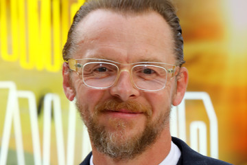 Simon Pegg 'Once Upon A Time In Hollywood' UK Premiere
