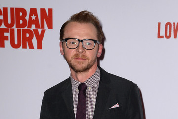 Simon Pegg 'Cuban Fury' Premieres in London — Part 2