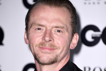Simon Pegg GQ Men of The Year Awards - Red Carpet Arrivals