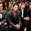 Brad Goerski Simon Spurr - Front Row - Spring 2012 Mercedes-Benz Fashion Week