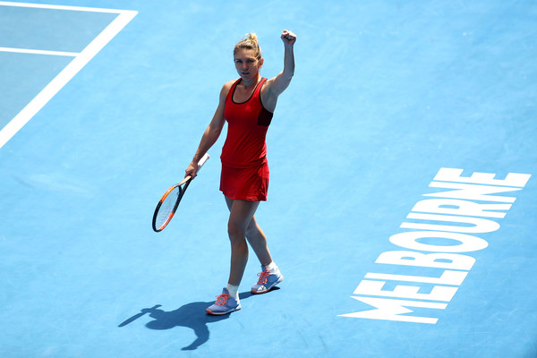 Surprised Simona Halep Strolls Into Australian Open Quarters