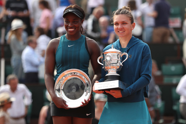 (VIDEO) Day 14 At The French Open: Simona Halep Breaks Her Grand Slam Curse