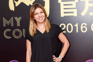 Simona Halep 2016 China Open - Day Three
