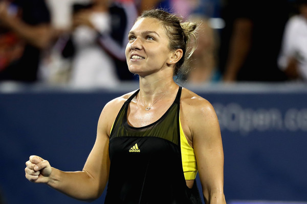 Simona Halep's Revenge Materializes In Cincinnati