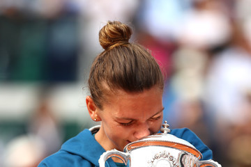 Simona Halep European Best Pictures Of The Day - June 09, 2018