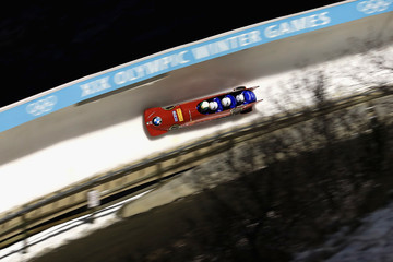 Simone Fontana BMW IBSF Bobsleigh + Skeleton World Cup