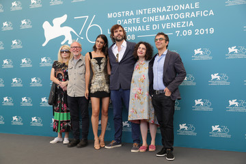 Simone Urdl 'Guest of Honour' Photocall - The 76th Venice Film Festival