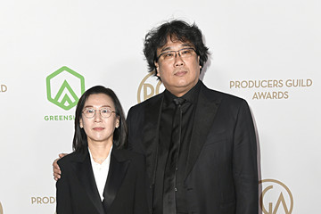 Sin-ae Kwak 31st Annual Producers Guild Awards - Arrivals