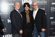 'Sinatra: All Or Nothing At All' New York Screening - Arrivals