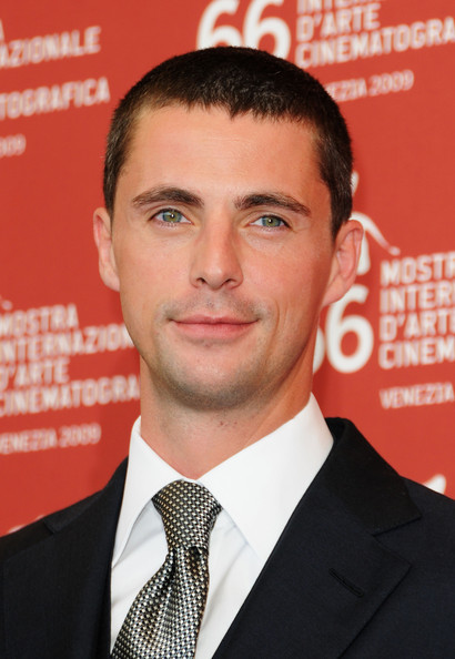 "Matthew Goode Actor Matthew Goode attends the ""A Single Man"" photocall at the Palazzo del Casino during the 66th Venice Film Festival on September 11, 2009 in Venice, Italy."