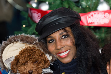 Sinitta Hyde Park Winter Wonderland - VIP Preview Night
