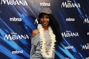 Sinitta 'Moana' -  UK Gala Screening - Red Carpet Arrivals