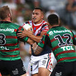 Sio Siua Taukeiaho NRL Rd 3 - Rabbitohs v Roosters