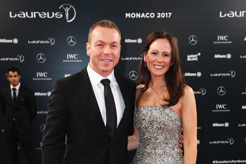 Sir Chris Hoy Red Carpet - 2017 Laureus World Sports Awards - Monaco