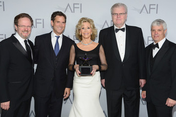 Sir Howard Stringer 42nd AFI Life Achievement Award Honoring Jane Fonda - Award Presentation