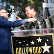 Sir Lucian Grainge Sir Lucian Grainge Honored With A Star On The Hollywood Walk Of Fame