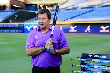 Sir Nick Faldo Mizuno USA and Atlanta Braves Partnership Announcement