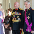 Sir Peter Cosgrove Sir Peter Cosgrove, Governor General Of The Commonwealth Off Australia On Ofiicial Visit In Belgium