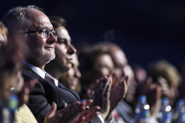 Sir Philip Craven 2016 Rio Paralympics - Day 11