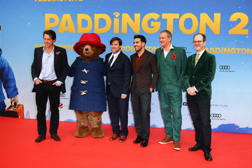Sir Sebastian Wood 'Paddington 2' Premiere in Berlin