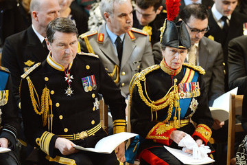 Sir Timothy Laurence A Service of Commemoration for Troops in Afghanistan — Part 2