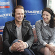 Sam Heughan and Caitriona Balfe Talk 'Outlander'